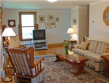 Oak Bluffs Martha's Vineyard vacation rental - Family room with new television and plenty of space to relax