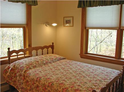 Oak Bluffs Martha's Vineyard vacation rental - Queen sized guest bedroom w/ ajoining bath