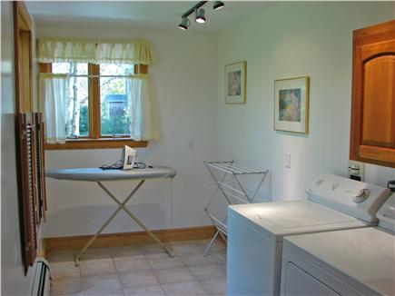 Oak Bluffs Martha's Vineyard vacation rental - Laundry Room