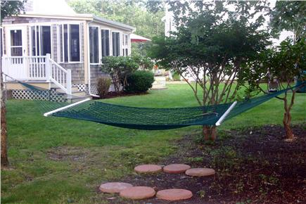 Edgartown Martha's Vineyard vacation rental - Take an Afternoon Nap or Read a Book in the Hammock