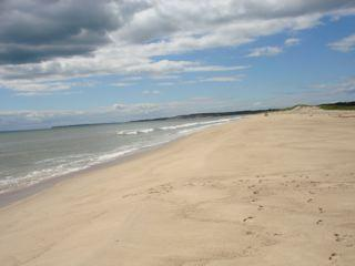 Chilmark Martha's Vineyard vacation rental - Private Hancock Beach, access included with rental.