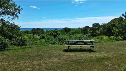 Chilmark Martha's Vineyard vacation rental - Ocean view