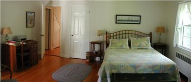Chilmark Martha's Vineyard vacation rental - Master Bedroom