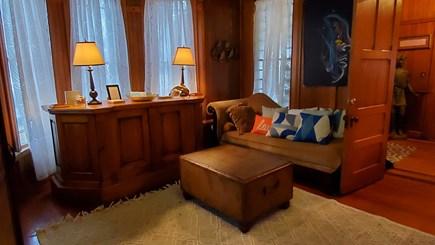 Oak Bluffs Martha's Vineyard vacation rental - Sitting room off the entrance