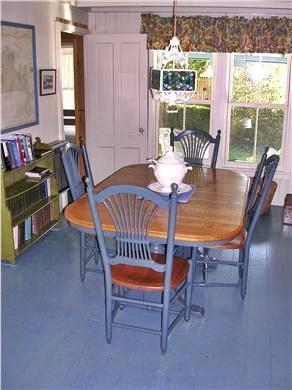 Oak Bluffs, East Chop Martha's Vineyard vacation rental - Dining Room - Seats 10 with 4 Leafs Inside Table, China Cabinets