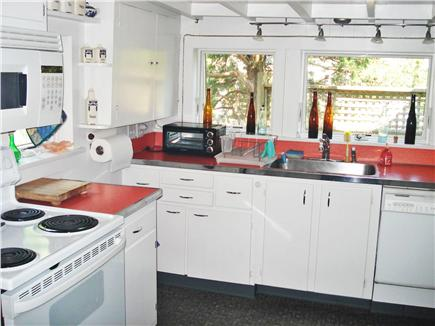 Oak Bluffs, East Chop Martha's Vineyard vacation rental - Well Equipped Kitchen, Pantry and Spice Cabinet, Ice Maker, Gas