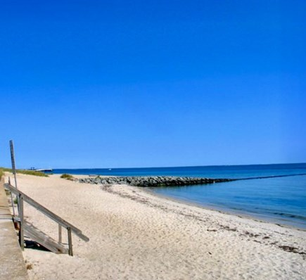 Oak Bluffs Martha's Vineyard vacation rental - Inkwell Beach