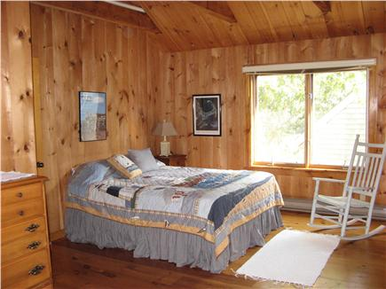 Katama - Edgartown Martha's Vineyard vacation rental - Sizable bedroom with crib and day couch
