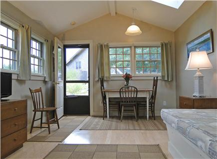 Vineyard Haven  Martha's Vineyard vacation rental - One room cottage on property with two twin beds