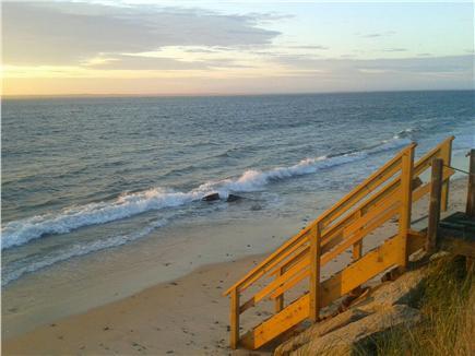 Vineyard Haven  Martha's Vineyard vacation rental - Beautiful light, sounds, feel of your beach