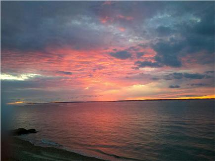 Vineyard Haven  Martha's Vineyard vacation rental - Sunsets are magical