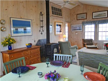 Vineyard Haven  Martha's Vineyard vacation rental - Bright and comfortable, with ceiling fan