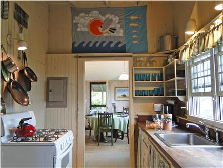 Vineyard Haven  Martha's Vineyard vacation rental - Kitchen area