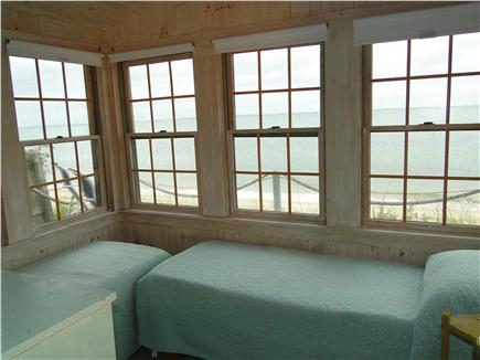 Vineyard Haven  Martha's Vineyard vacation rental - Twin bedroom with panoramic ocean views