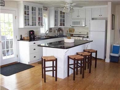 Katama - Edgartown Martha's Vineyard vacation rental - Kitchen Made For A Great Chef
