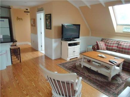 Katama - Edgartown Martha's Vineyard vacation rental - Living Room With H.D. 42'' T.V.