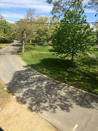 Oak Bluffs Martha's Vineyard vacation rental - Overlooking Hartford Park