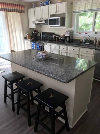 Edgartown Martha's Vineyard vacation rental - Beautiful, updated, fully equipped kitchen