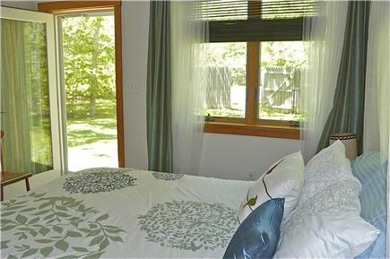 West Tisbury, Long Point Beach Area Martha's Vineyard vacation rental - Downstairs bedroom
