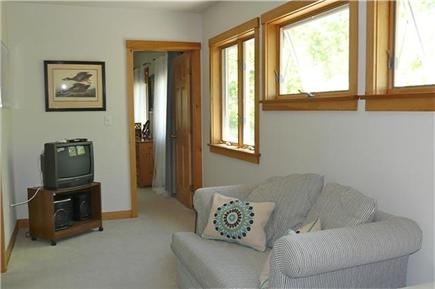 West Tisbury, Long Point Beach Area Martha's Vineyard vacation rental - Upstairs sitting/playroom