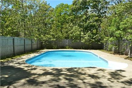 West Tisbury, Long Point Beach Area Martha's Vineyard vacation rental - Private 20x40 ft. fenced in pool