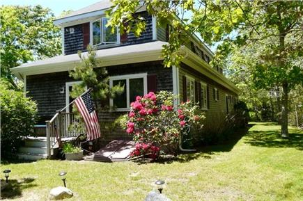 West Tisbury, Long Point Beach Area Martha's Vineyard vacation rental - East facade