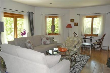 West Tisbury, Long Point Beach Area Martha's Vineyard vacation rental - Living Room