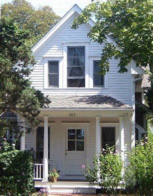 Edgartown Martha's Vineyard vacation rental - Edgartown Vacation Rental ID 6749
