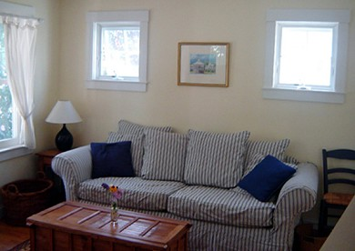 Edgartown Martha's Vineyard vacation rental - The other side of the Living Room