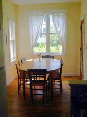 Edgartown Martha's Vineyard vacation rental - The Dining Room