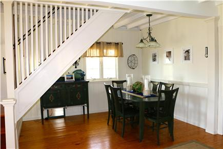 Oak Bluffs Martha's Vineyard vacation rental - Dining Area