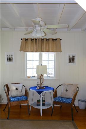 Oak Bluffs Martha's Vineyard vacation rental - Sitting Area