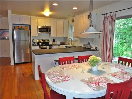 Edgartown Martha's Vineyard vacation rental - Airy dining area