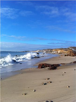 Chilmark Martha's Vineyard vacation rental - Access to Chilmark's glorious Lucy Vincent Beach