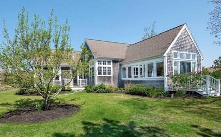 Edgartown Martha's Vineyard vacation rental - Guest House East side