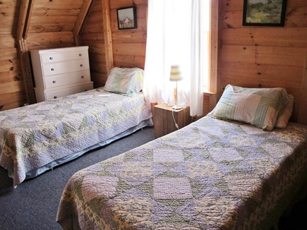 Edgartown Martha's Vineyard vacation rental - Bunkhouse: Bedroom 2
