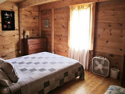 Edgartown Martha's Vineyard vacation rental - Bunkhouse: 2nd 'Master' w/queen sized bed