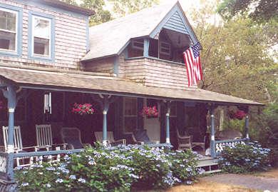Oak Bluffs Martha's Vineyard vacation rental - Oak Bluffs Vacation Rental ID 7396