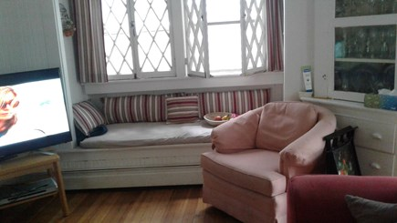 Oak Bluffs Martha's Vineyard vacation rental - TV room with sitting area
