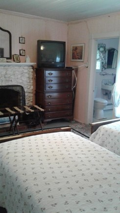 Oak Bluffs Martha's Vineyard vacation rental - 1st floor suite with private bath and entrance