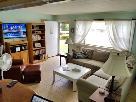 Vineyard Haven Martha's Vineyard vacation rental - TV or game time on a rainy day..lots of games and books...