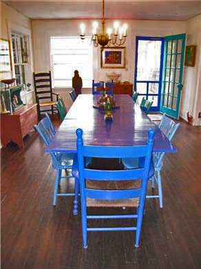 Oak Bluffs, East Chop Martha's Vineyard vacation rental - Dining Room
