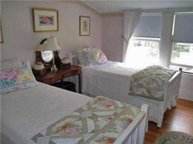Oak Bluffs, East Chop Martha's Vineyard vacation rental - Bedroom No. 6