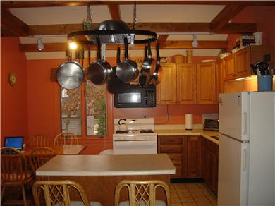 Oak Bluffs Martha's Vineyard vacation rental - All Amenity Kitchen