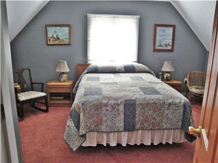 Oak Bluffs Martha's Vineyard vacation rental - Second floor Master Bedroom with half bath