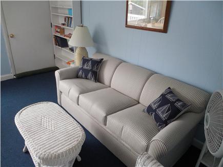Vineyard Haven Martha's Vineyard vacation rental - Living Room - Queen foldout sofa bed