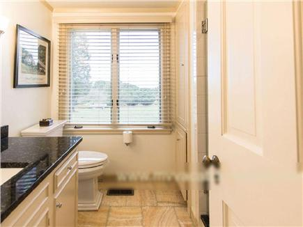 West Tisbury Martha's Vineyard vacation rental - Second downstairs bathroom with shower and heated floor