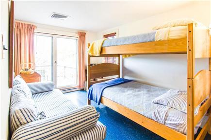West Tisbury Martha's Vineyard vacation rental - Upstairs bunk and futon ideal for children and young adults