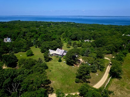 West Tisbury Martha's Vineyard vacation rental - Peace and privacy minutes away from Makonikey Head beaches.
