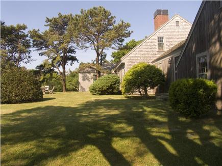 West Tisbury Martha's Vineyard vacation rental - Royal Barry Wills-designed cape style home on 5 private acres